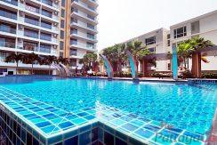 The Peak Towers Condo Pattaya at Pratumnak Hill Close to Cosy Beach