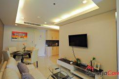 Cosy Beach View Pattaya Condo For Rent (4)