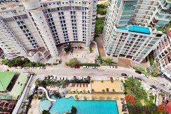 The Cliff Condo Pratumnak Pattaya For Rent 1 Bedroom - CLIFF27R