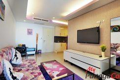 Cosy Beach View Pattaya Condo For Rent 16
