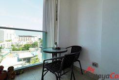 Cosy Beach View Pattaya Condo For Rent 28