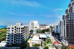 Cosy Beach View Pattaya Condo For Rent 30