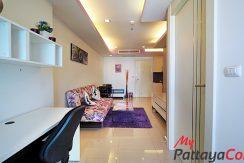 Cosy Beach View Pattaya Condo For Rent 33