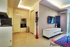 Cosy Beach View Pattaya Condo For Rent 5