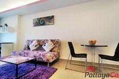 Cosy Beach View Pattaya Condo For Rent 9