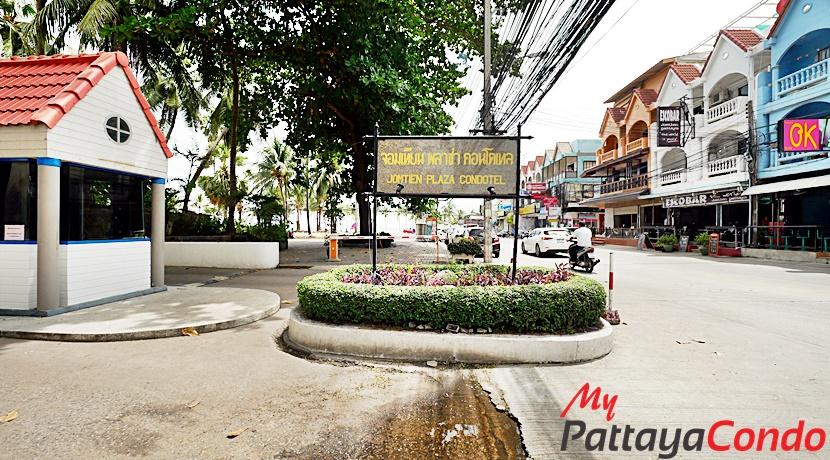 Jomtien Plaza Condotel Jomtien Pattaya Condo For Sale & Rent