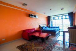 Park Royal 2 Condo Pattaya For Sale & Rent Studio With Partial Sea Views at Pratumnak Hill - PARK2R01