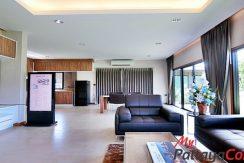 Baan Pattaya 5 Single House at Huay yai For Sale 2 Bedroom - HEBP502