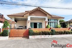 Classic Village Single House For Sale 3 Bedroom East Pattaya - HECS01