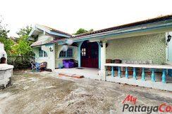 Single House Jomtien For Sale 2 Bedroom - HJ0001