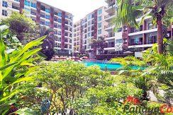 Diamond Suites Resort Condo Pattaya For Sale & Rent Pool Views - DS03 & DS03R