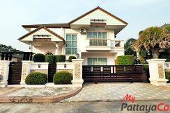 Baan Dusit Pattaya Double Story House For Sale 3 Bedroom - HEBD01