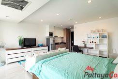 Elegance Condominium Pattaya For Sale & Rent at Pratumnak Hill Studio Bedroom With Pratial Sea Views - ELEGA04
