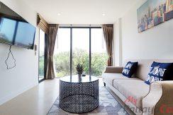 Aurora Pratumnak Condo Pattaya For Rent 1 Bedroom - AR04R