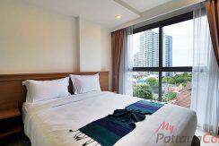 City Garden Pratumnak Condo Pattaya For Sale & Rent 1 Bedroom With Partial Sea Views - CGPR18R