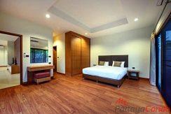 Baan Pattaya 5 Pool Villa For Rent 2 Bedroom With private pool - HEBP505R