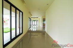 Baan Koonsuk 2 Pool Villa Pattaya For Sale Single Story with 3 Bedroom Private Pool - HBBKS201