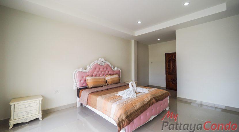 Baan Huay Yai Pattaya Single House With Private Pool 3 Bedroom - HEHY01