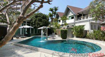 Boutique Garden Villas Pattaya For Sale & Rent 4 Bedroom - HJCTD02 & HJCTD02R