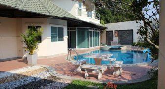 Green Field Villas 3 Pool Villas 5 Bedroom For Sale & Rent in East Pattaya - HEGF02 & HEGF02R
